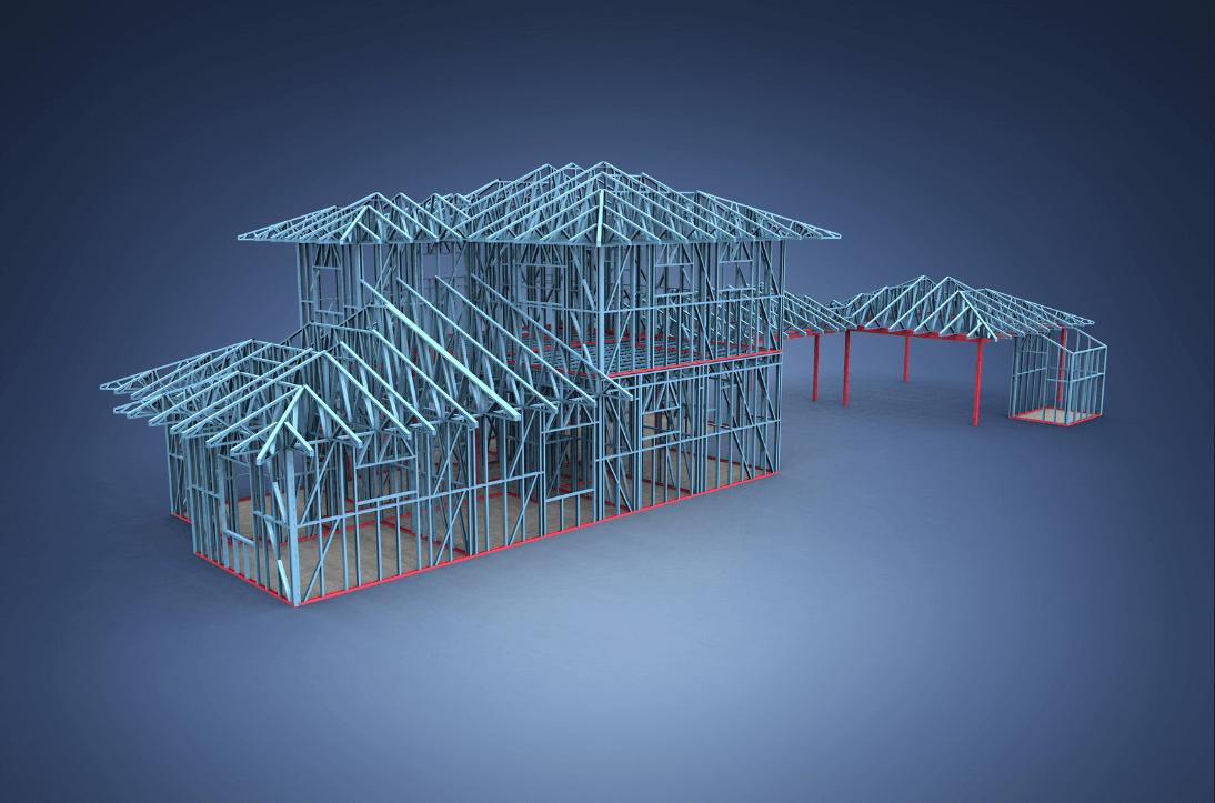 vizualizacia-ocelovej-konstrukcie-Steelong