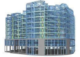 3D-vizual-bytoveho-domu-z-ocelovej-konstrukcie