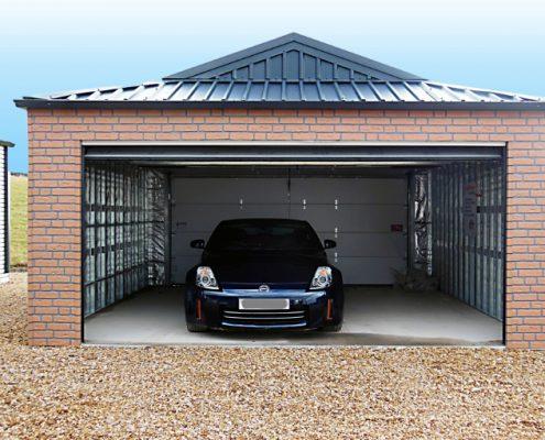 Vizualizacia-garaze-z-ocelovej-konstrukcie