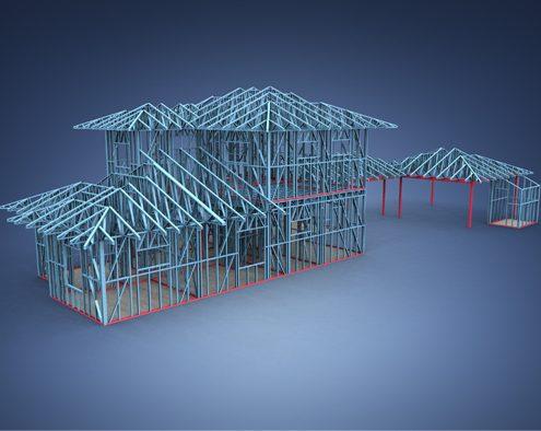 Vizualizacia-rodinneho-domu-systemom-Steelong